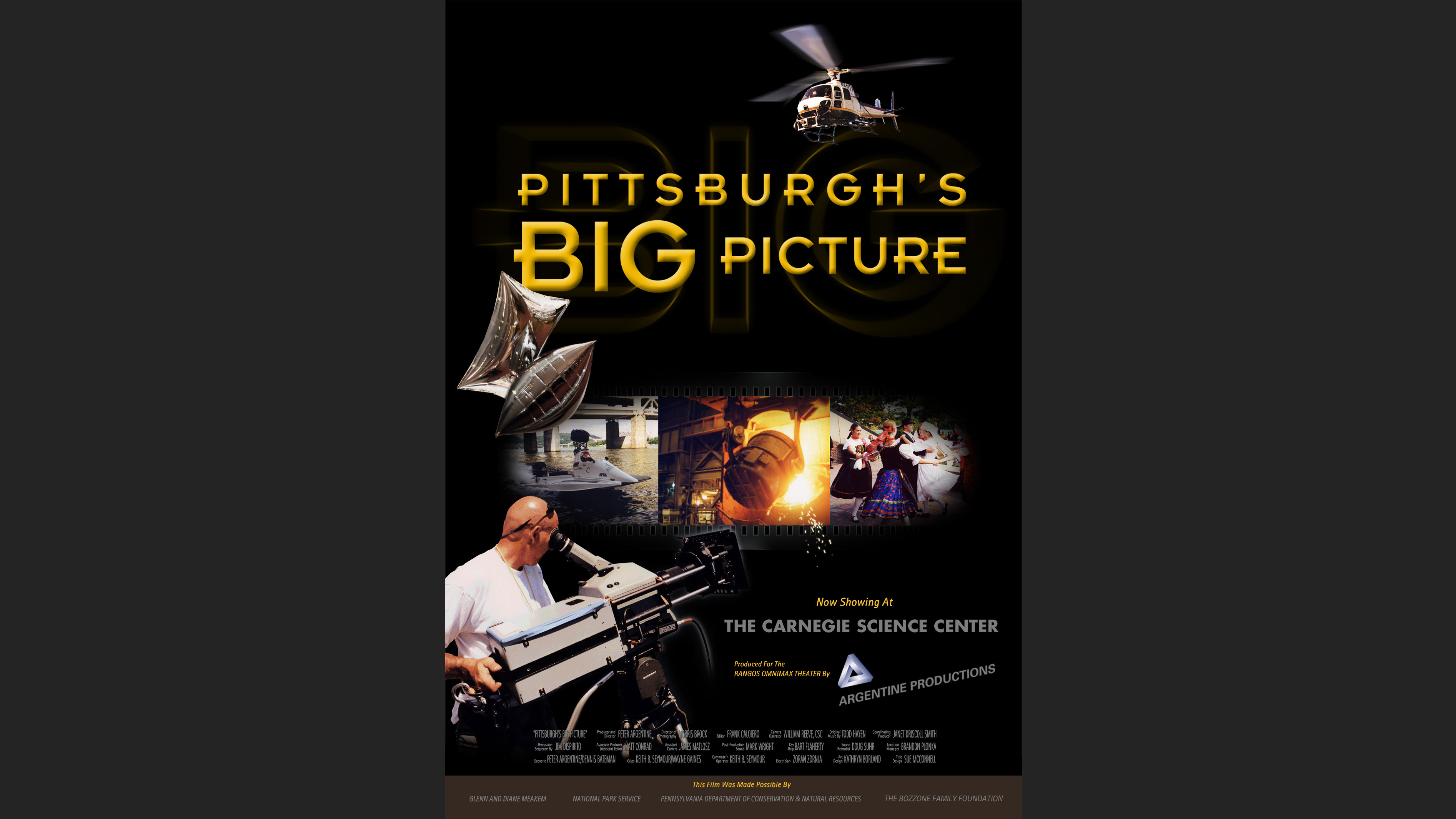 poster for pittsburgh's big picture