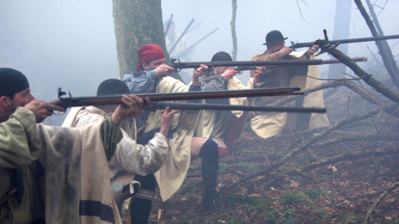 george washington remembers battle