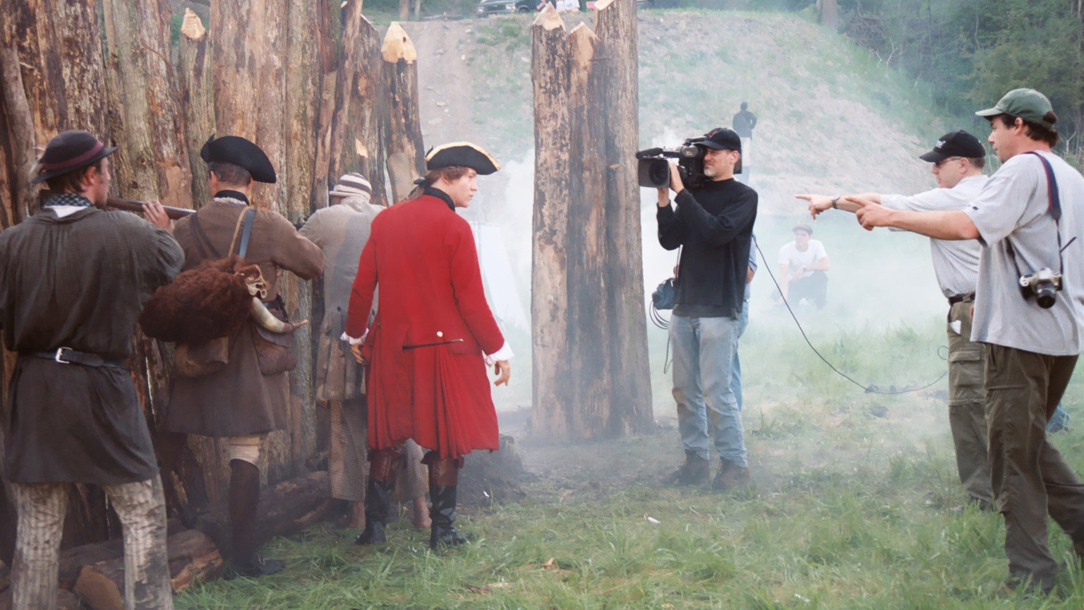 behind the scenes george washington remembers